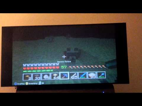 how to spawn wolf at the end on minecraft xbox 360