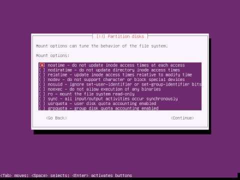 Persiapan Ubuntu Server Untuk Dijadikan Squid Proxy Server