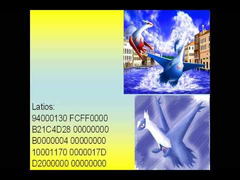 Pokemon Diamond & Pearl Cheat Codes 2