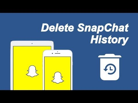 How to Permanently Delete/Clear Snapchat Conversations 2018?