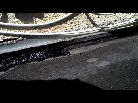 How to fix flat roof leaks!