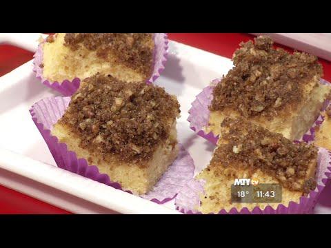 En La Cocina con Gerónimo - Coffe Cake