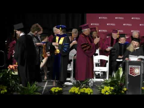 Presentation of the Class of 2018 | Conferring of Baccalaureate Degrees