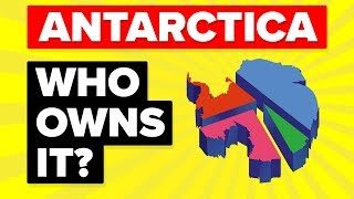 Who Actually Owns Antarctica?