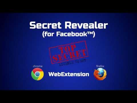 Secret Revealer - Social Advanced Search Engine - Chrome, Firefox, Opera add-on