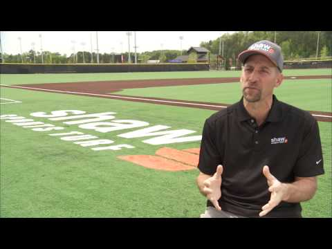 JOHN SMOLTZ DISCUSSES THE IMPACT OF SHAW SPORTS TURF ON BASEBALL