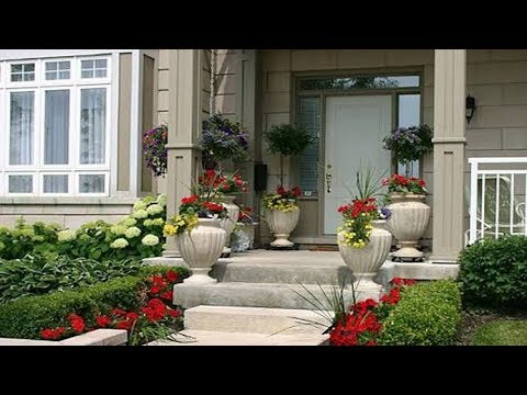 2018 Spring Front Porch Ideas 3