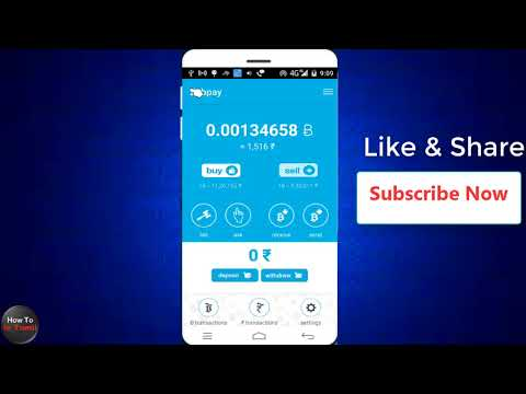 Zebpay Sell Bitcoins and Withdraw in Bank- Zebpay Btc Sell and Withdraw 2018