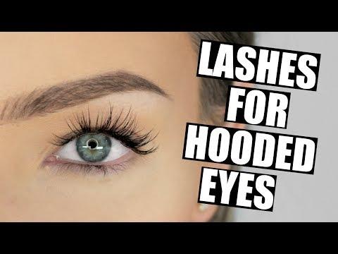 Best Lashes for Hooded Eyes | STEPHANIE LANGE