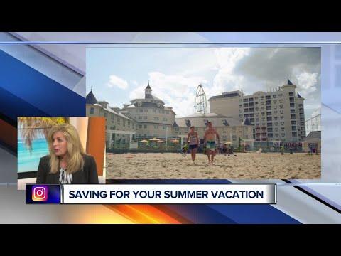 Saving for Summer Vacation