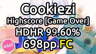 Can't Defeat Cookiezi! - Aim Spook (osu!) - PakVim net HD Vdieos Portal