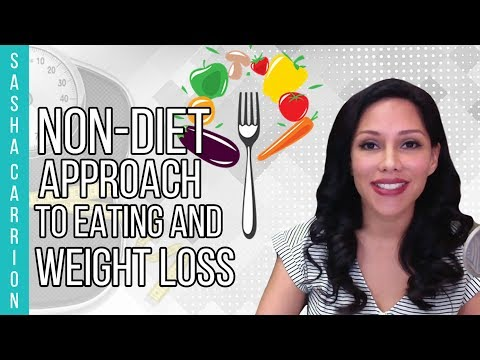 Non Diet Approach to Eating and Weight Loss