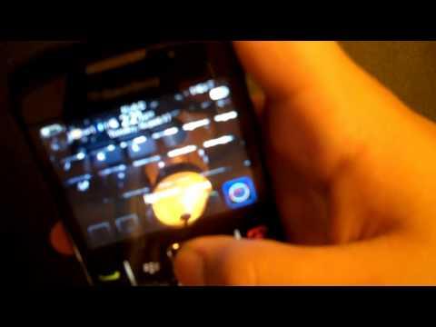 Virgin Mobile Blackberry 8530 Review