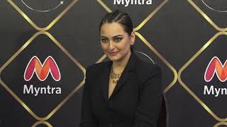 Sonakshi Sinha at the Launch of Worlds first digital fashion reality show 'Fashion Superstar-2