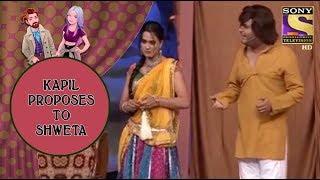 Kapil Proposes Shweta For Marriage - Jodi Kamaal Ki