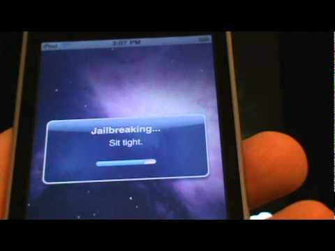 How to Jailbreak iPod touch 2 4.0.MPG
