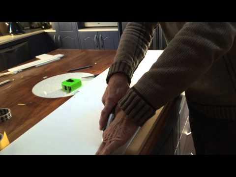 Make a Hidden Curtain Pelmet