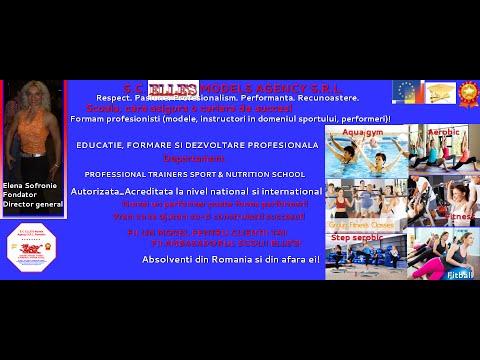 Curs Instructor Pole Dance Fitness acreditat international