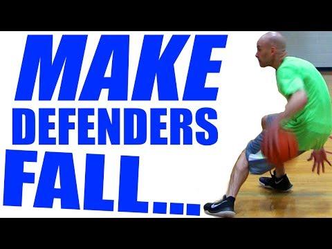 How To Make Defenders FALL! (Break Ankles In Basketball)