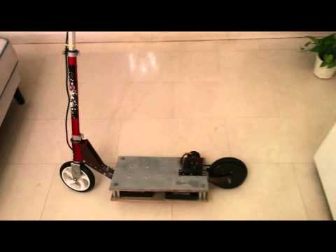 Electric Kick Scooter DIY Project 2