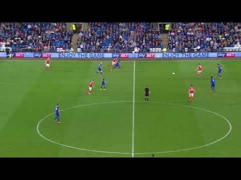 HIGHLIGHTS: CARDIFF CITY 2-1 NOTTINGHAM FOREST