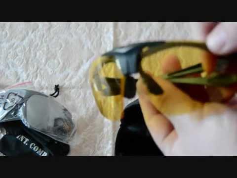 Okuliare MFH Hawk + strelecký test