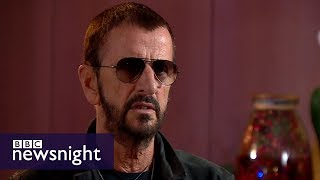 Ringo Starr on peace, love, and why he thinks Brexit is a
