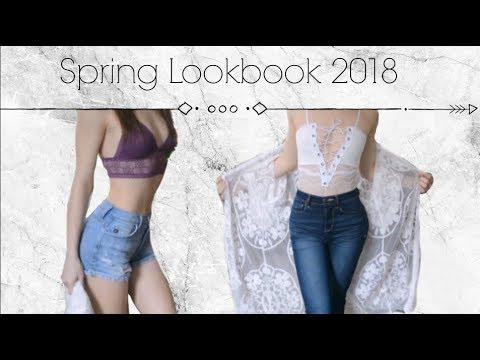 Easter Lookbook - Spring Lookbook 2018