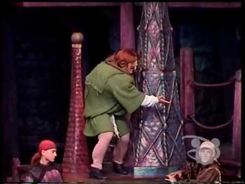 The Hunchback of Notre Dame - Disney-MGM Studios - Walt Disney World