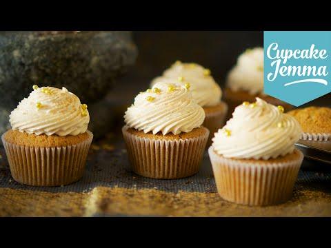Chai Latte Cupcake Recipe | Cupcake Jemma