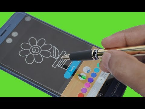 How to make Touch Stylus Pen  Touch Screen Pen for all Phones/Tablet