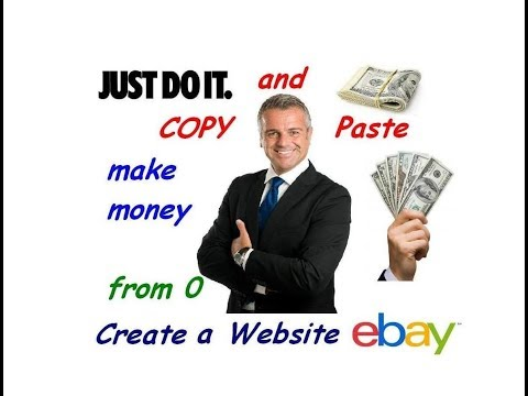 Make money 2017 Copy and Paste strategy website