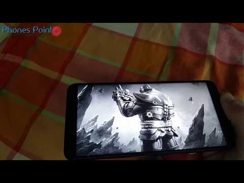 Umidigi S2 Pro Games Test