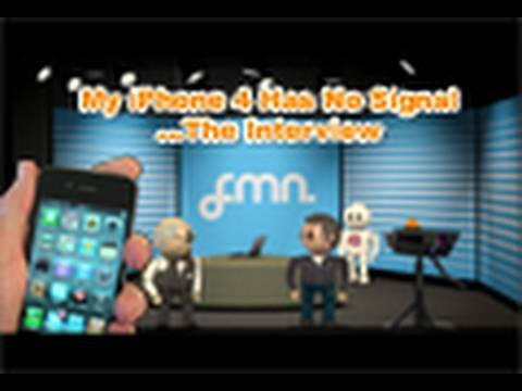My Apple iPhone 4 Has No Signal - The Interview