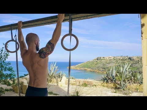 Pull Session Bodyweight Workout Routine - Push/Pull Split
