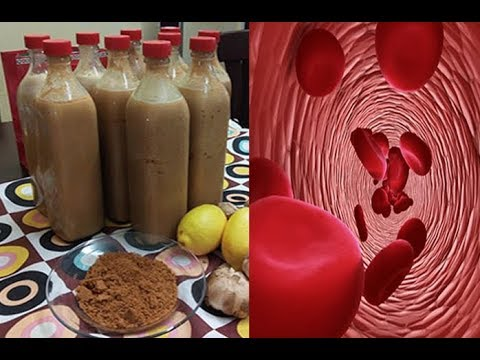 This Drink Can Detoxify Your Arteries From Toxins!