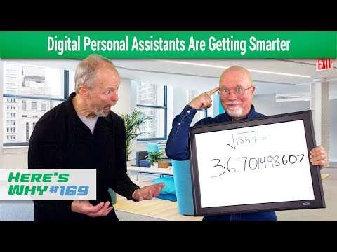 Digital Personal Assistants Are Getting Smarter: Here's Why