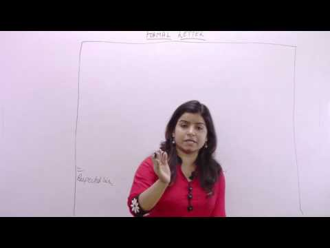 Trick to get full mark in Letter Writing by Bhumika Chawla