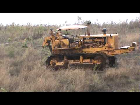Caterpillar D8H Agricultural Tractor