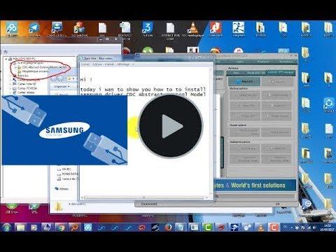 SAMSUNG SGH T679M CDC Abstract USB Diagnostic driver