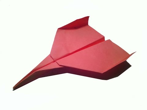 How to make Paper Plane ( very easy ) : DIY Craft