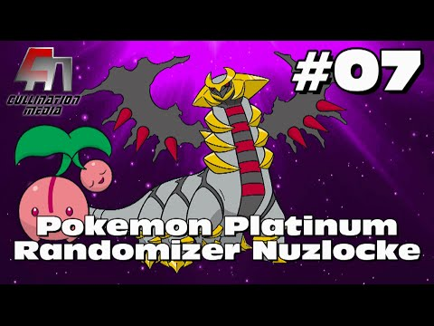 Pokemon Platinum Randomizer Nuzlocke: Episode 07: To the Forest!