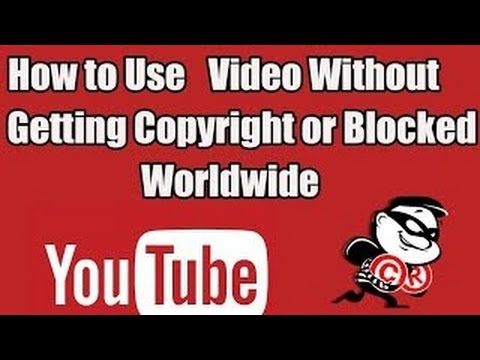 Upload Video on Youtube without Copyright issue