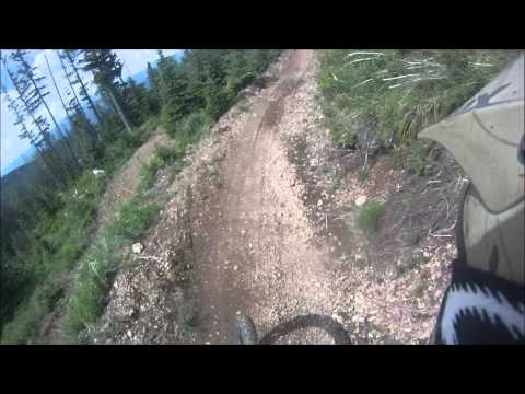 Riding Hammer at Silver Mountain
