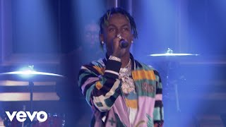 Rich The Kid - Plug Walk (Live On The Tonight Show Starring Jimmy Fallon)