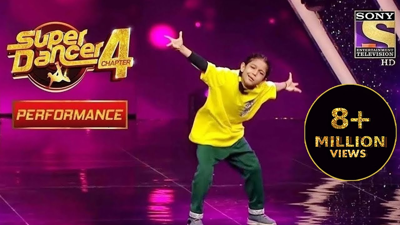 Florina ने किया Judges को Stressfree | Super Dancer 4 | सुपर डांसर 4