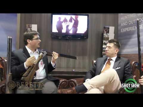 Beretta clay target shotguns