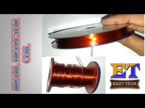 How to Make 10mH Coil for Metal Detector