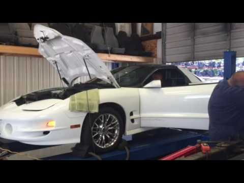 2002 trans am ws6 dyno sinister cam