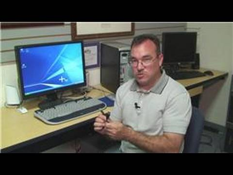 Computer Hardware Basics : How to Direct Connect 2 Computers